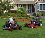 TimeCutter Zero Turn Mowers and Zero Turn Tractors