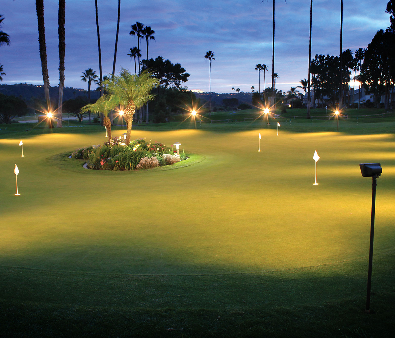 Golf Lighting
