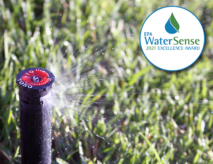 EPA WaterSense 2015 Partner of the Year