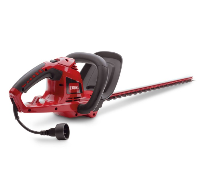3 Point Hedge Trimmer : Toro quot electric hedge trimmer